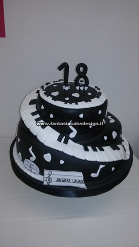 Corsi Di Cake Design Vicenza : Fantasia Cake Design - Torte decorate per Adulti Vendita ...