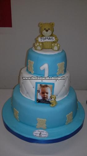 Fantasia Cake Design - Torte decorate per ceremonie ...
