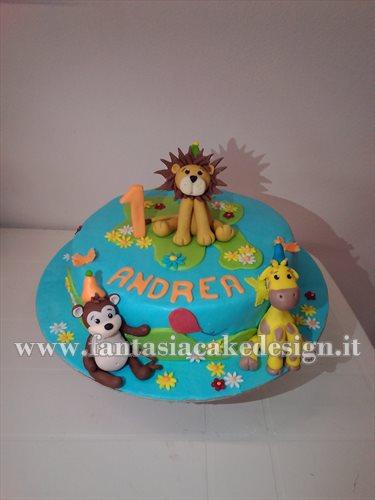 Fantasia Cake Design - Torte decorate per Bambini Vendita ...