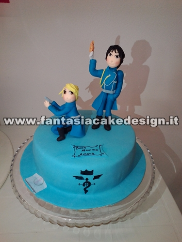 Fantasia Cake Design - Torte decorate per Adulti Vendita ...