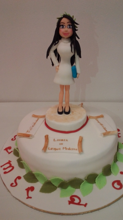 Cake Design Vicenza E Provincia : Fantasia Cake Design - Torte decorate per ceremonie ...