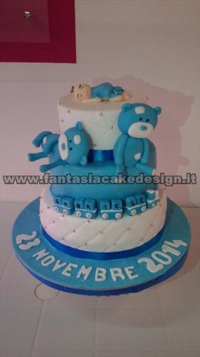 Corsi Cake Design Vicenza 2018 : Fantasia Cake Design - Torte decorate per ceremonie ...
