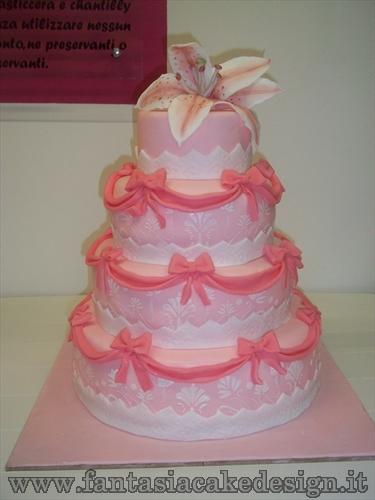 Fantasia Cake Design - Wedding cake Vendita torte decorate ...